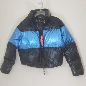 NWOT  Black Label Juicy Couture Puffer Jacket
